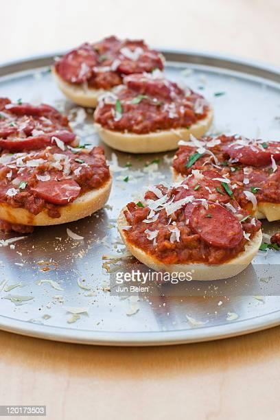 Pan de Sal Pizza