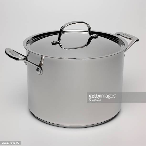 pan - lid stock photos and pictures