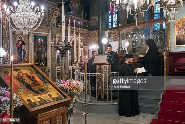 Panaghia Greek Orthodox church, Yenikoy, Istanbul