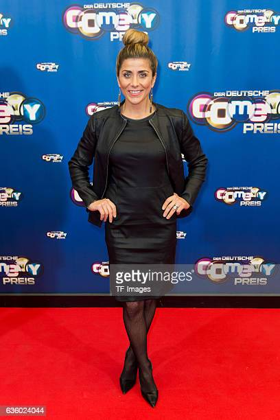 Panagiota Petridou attends the 20th Annual German Comedy Awards at Coloneum on October 25, 2016 in Cologne, Germany.
