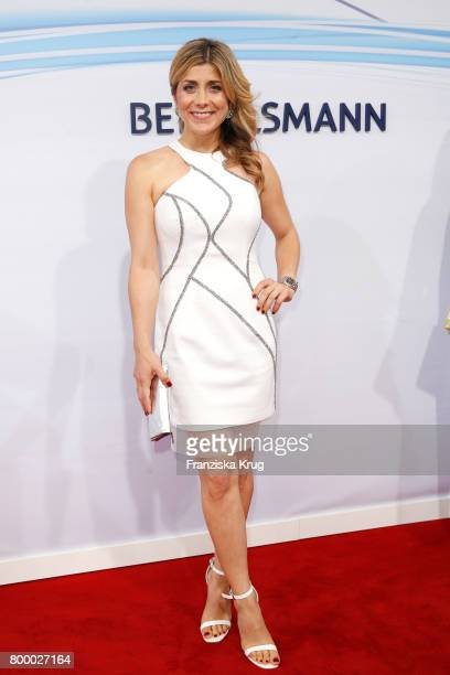 Panagiota Petridou attends the 'Bertelsmann Summer Party' at Bertelsmann Repraesentanz on June 22 2017 in Berlin Germany