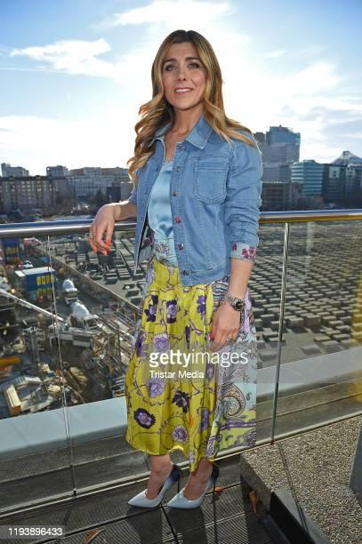 Panagiota Petridou attends the Thomas Sabo Spring/Summer 2020 press Cocktail during Berlin Fashion Week Autumn/Winter 2020 at China Club on January...