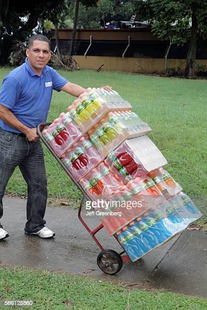 Panama City, Amador, beverage distributor .
