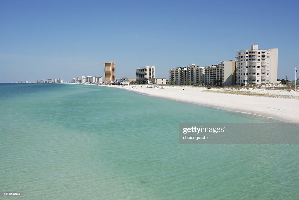 Panama City Beach Stock Photos And Pictures Getty Images