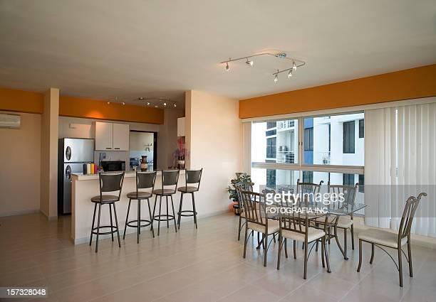 Intérieur d'un appartement à Panama City