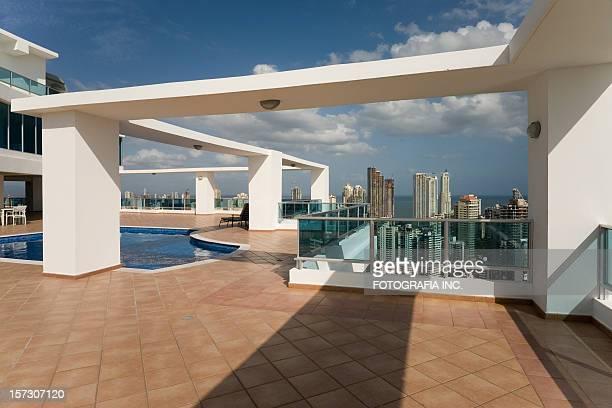 Panama City Condo Pool