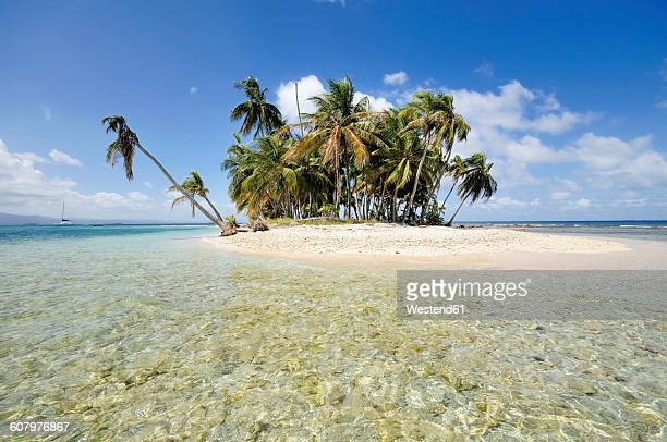 Panama, San Blas Islands, Cayos Los Grullos, north of Isla Moron
