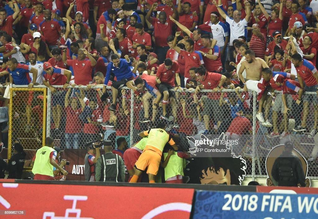 FBL-WC-2018-PAN-CRC : News Photo