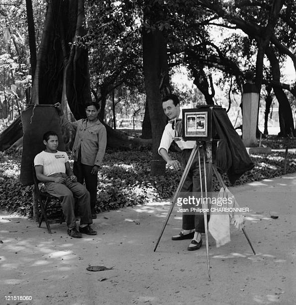 Panama The Photographer In 1954