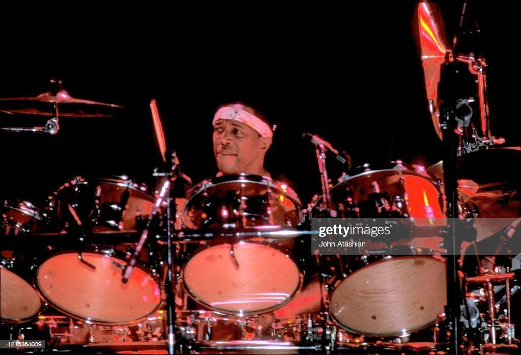 Billy Cobham Performing In Concert : ニュース写真