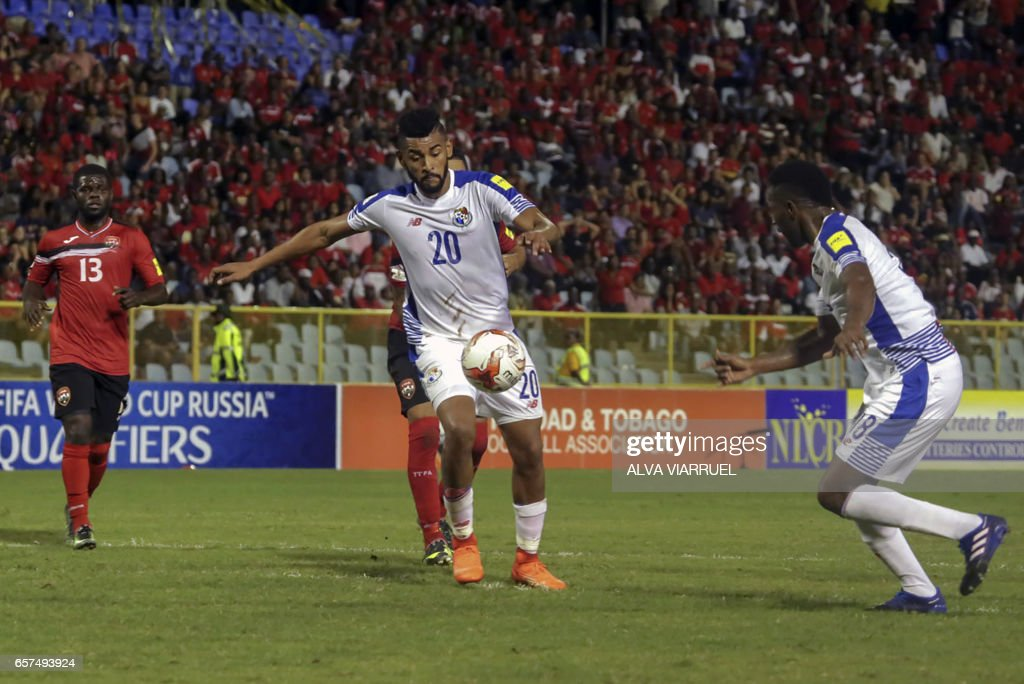 Anibal Godoy will be Panama's key player. (ALVA VIARRUEL/AFP/Getty Images)