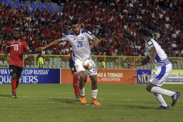 Anibal Godoy will be Panama's key player. (ALVA VIARRUEL/AFP/Getty Images)