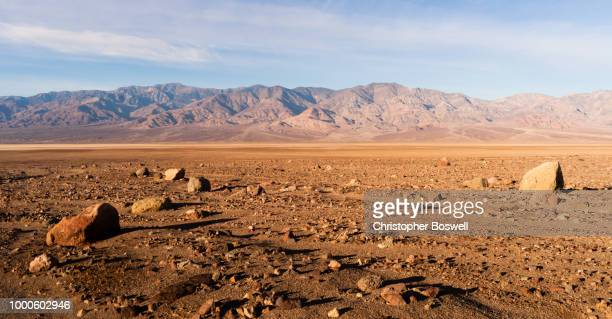 Panamint Range Mountains Death Valley National Park California