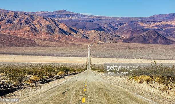 Panamint Valley Vanishing Point