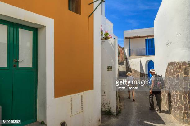 panarea, aeolian islands, sicily - italy - aeolian islands stock pictures, royalty-free photos & images