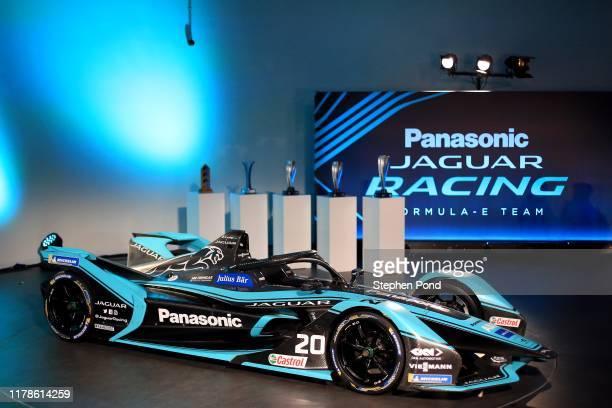 Panasonic Jaguar Racing Season 6 Launch on October 02 2019 in Gaydon England