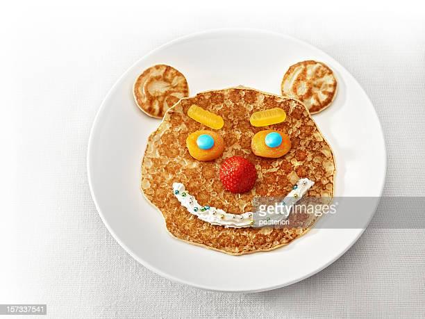 Pancake visage