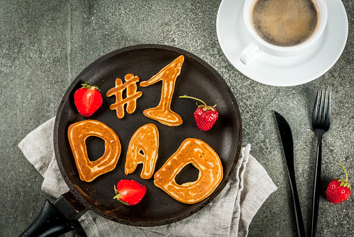 Pancakes for Father's Day 695241236