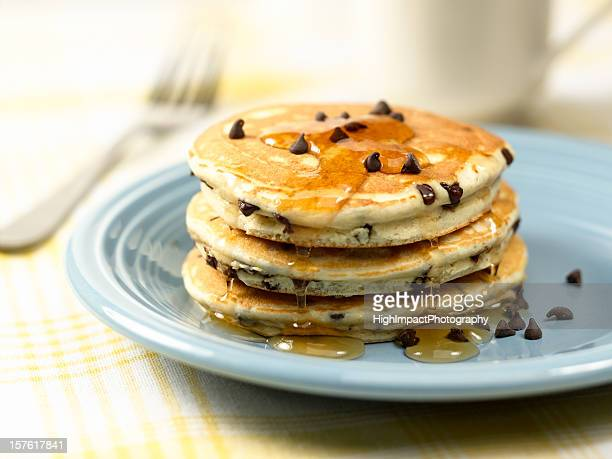 pancakes - pancake stock pictures, royalty-free photos & images