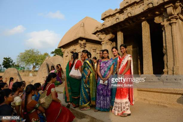 Pancha Rathas in Mahabalipuram Pancha Rathas is a monument complex at Mahabalipuram in the state of Tamil Nadu It's an example of monolithic Indian...