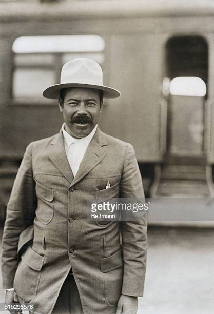 Pancho Villa Mexican bandit and revolutionary leader Undated photograph