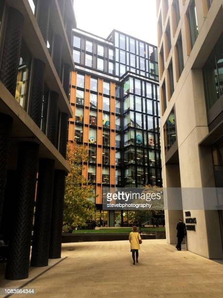 pancras square - stevebphotography stock pictures, royalty-free photos & images