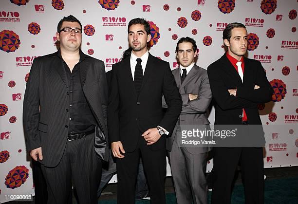 Panda during MTV Video Music Awards Latin America 2006 - Red Carpet at Palacio de los Deportes in Mexico City, Mexico.