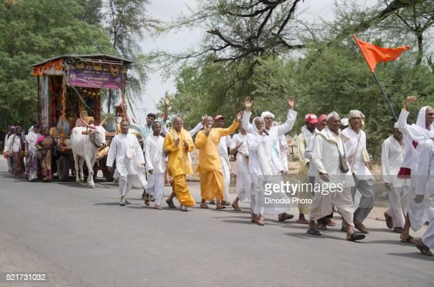 Pandharpur, Pilgrimage, wari, Maharashtra, India, Asia