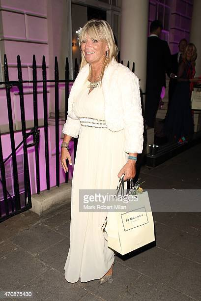 Pandora Delevingne attending a Jo Malone party at the Jo Malone HQ on April 23 2015 in London England