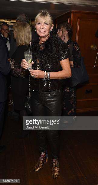 Pandora Delevingne attends the launch of Desire 100 Of Literature's Sexiest Stories hosted by Tatler and selected by Mariella Frostrup and The Erotic...