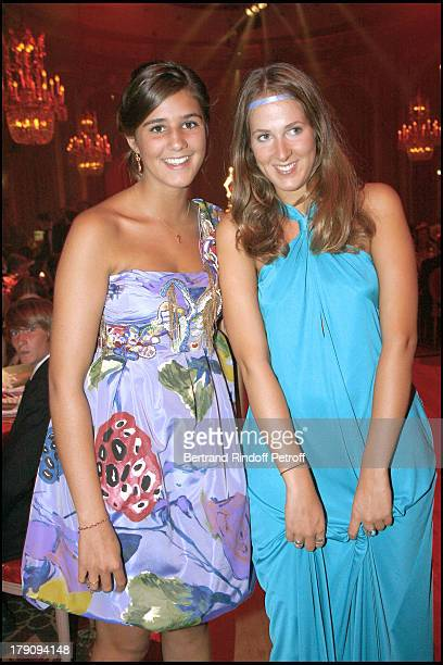 "Pandora Pearson and Joy Desseigne at 12th Annual ""Grand Bal De Deauville"" Organised By Christian Dior And Lucien Barriere."
