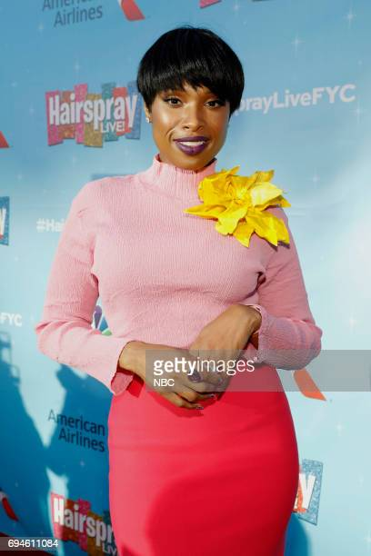 LIVE FYC Panel Discussion and Reception Pictured Jennifer Hudson at the Saban Media Center at the Television Academy North Hollywood CA