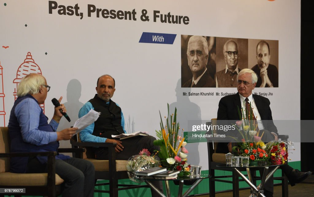 Panel Discussion On India Past, Present And Future