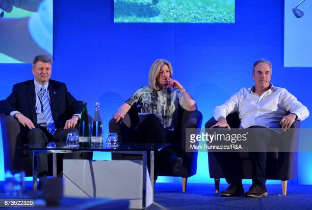 A panel discussion with Steve Isaac Director Sustainability The RA Sarah Stirk Conference Host and Lewis Pugh Pioneer Swimmer and Ocean Advocate...