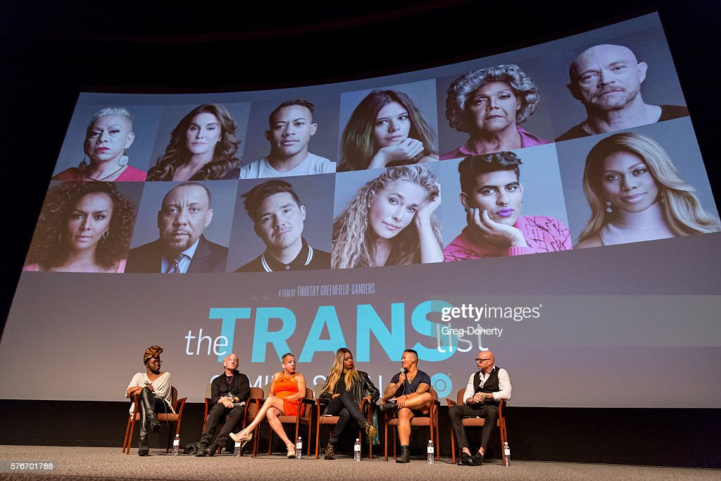 Outfest 2016 Screening Of 'The Trans List' - After Party : News Photo