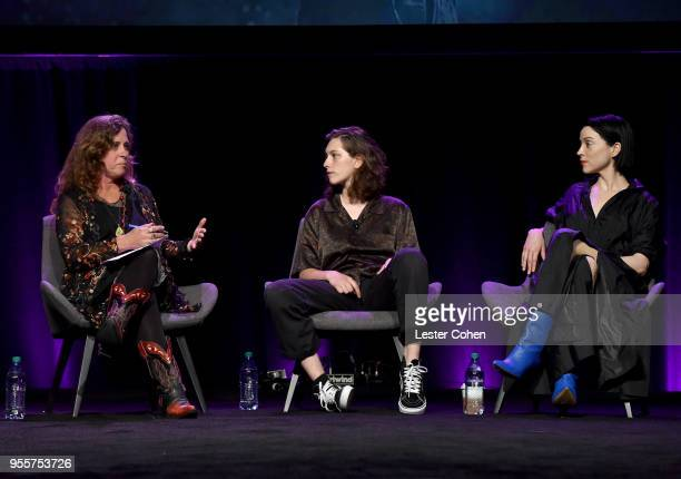 Panel Moderator/Associate Professor at Loyola Marymount University Evelyn McDonnell Singer/Songwriter King Princess and Singer/Songwriter St Vincent...