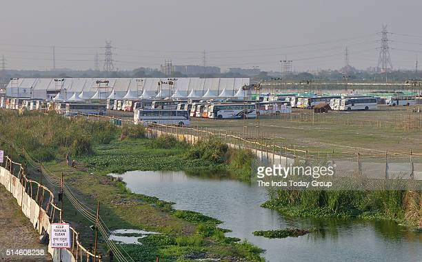 NGT panel recommends Rs 5cr fine on Art of Living for damage to Yamuna flood plains in New Delhi