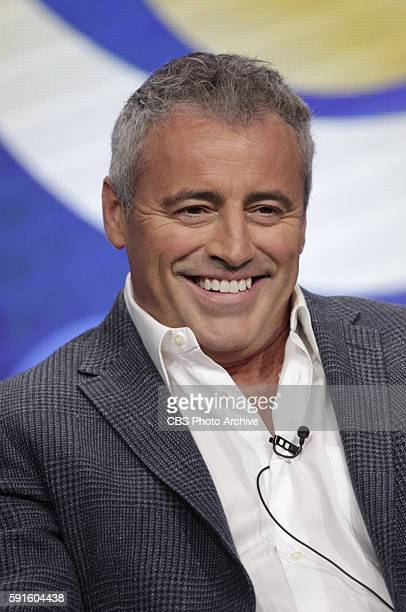 Panel session for the new CBS show MAN WITH A PLAN at the TCA presentations at the Beverly Hilton Hotel in Los Angeles August 10 2016 Pictured Matt...