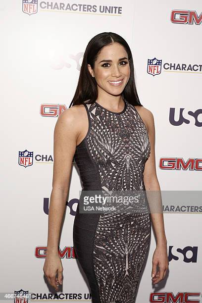 Panel with Sports Illustrated -- Pictured: Meghan Markle --