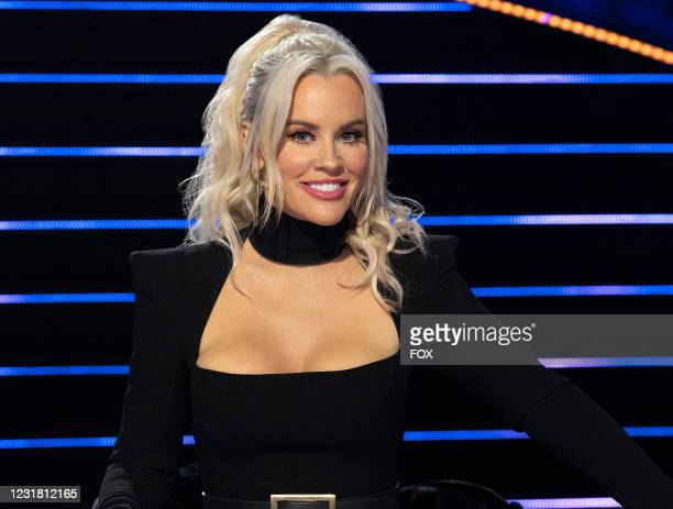 Panelist Jenny McCarthy. The Season Five premiere of THE MASKED SINGER airs Wednesday, March 10 .