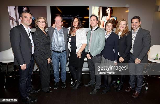 Panelist Vanity Fair's Digital Director Mike Hogan IndieWIRE Anne Thompson Deadline's Peter Hammond Founder/Editor AwardsDaily Sasha Stone Vulture...