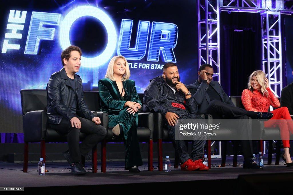 Fox stars kick off the 2018 Winter TCA Tour