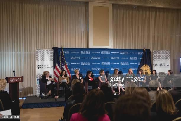 Panelists Dianna Burgess Lara Setrakian Cary Weekes Shannon Van Sant Dianna May Carolyn McGourty Addie Zinone Gloria Rivera Eleanor McManus and...