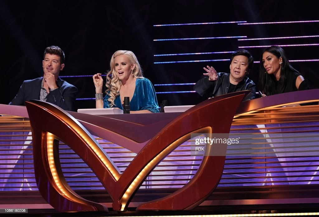 "FOX's ""The Masked Singer"" - Season One : News Photo"