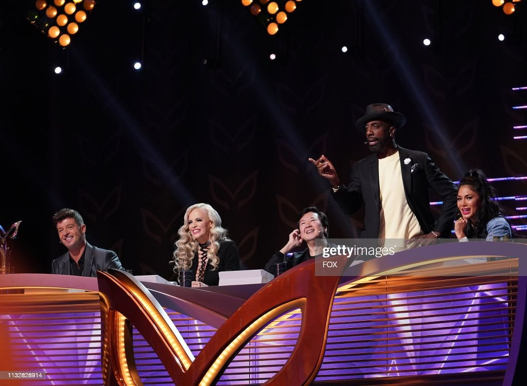 FOX's The Masked Singer - Season One : News Photo