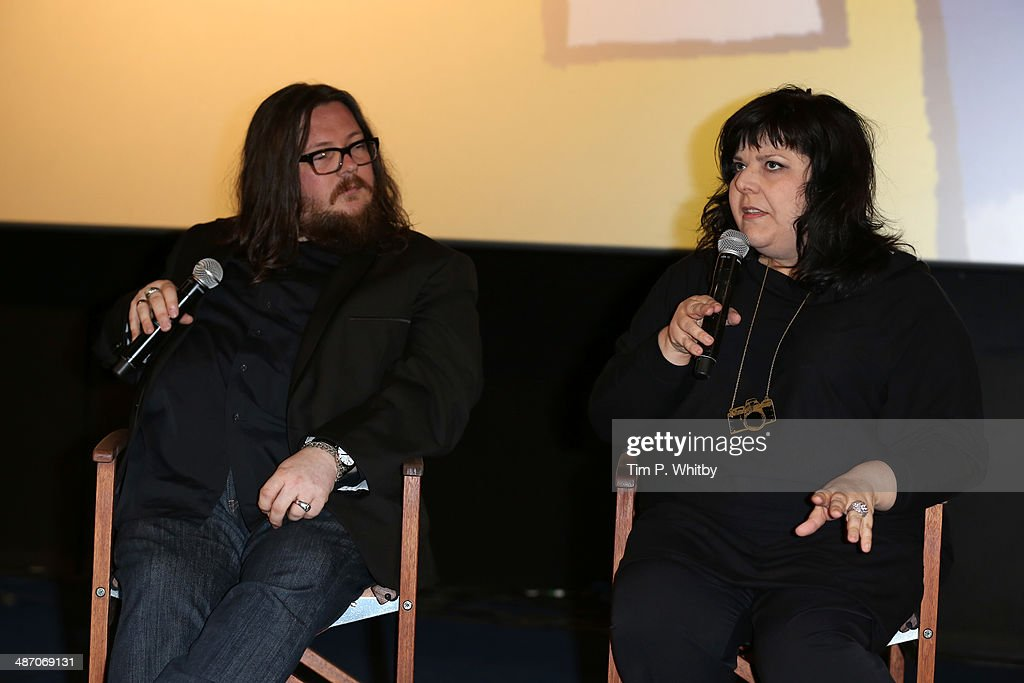 Hybrid Vigour: When Music, Art & Doc Collide, Panel Event - Sundance London Film And Music Festival 2014 : News Photo