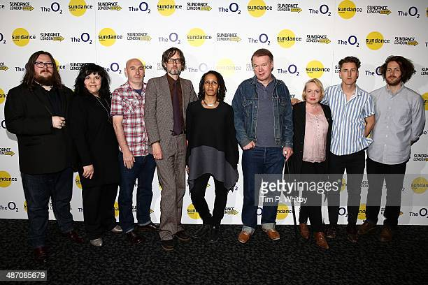 Panellists Iain Forsyth Jane Pollard Martin Wallace Jarvis Cocker Tabitha Jackson Edwyn Collins Grace Maxwell and directors Edward Lovelace and James...