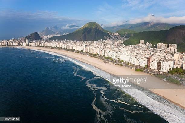 panema beach, dois irmaos mountain, brazil - リオグランデドスル州 ストックフォトと画像