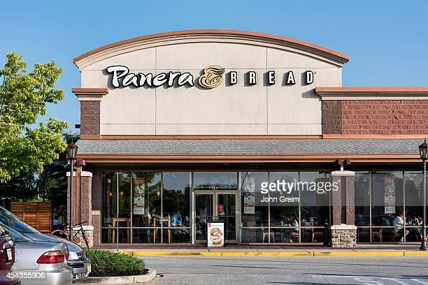 Panera Bread cafe restaurant