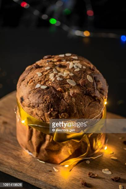 panettone - panettone stock pictures, royalty-free photos & images